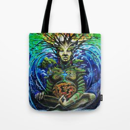 Pachamama Tote Bag