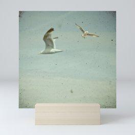 Gulls Mini Art Print
