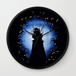 Deep heartless Wall Clock