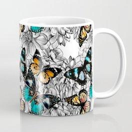 Butterfly Free Zone Coffee Mug