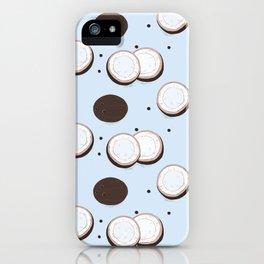 Coconut paradise iPhone Case
