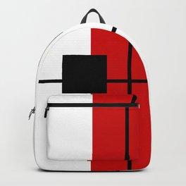Geometrical design Backpack