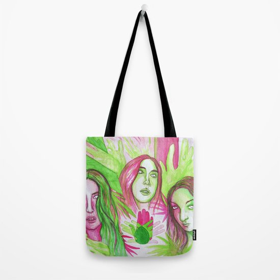 """""""Days Are Gone"""" by Cap Blackard Tote Bag"""