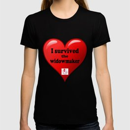 I Survived the Widowmaker T-shirt