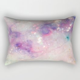 The colors of the galaxy Rectangular Pillow