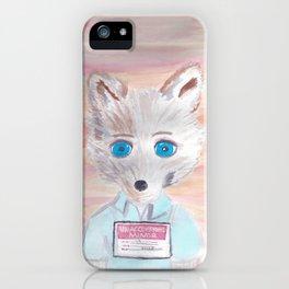 Kristofferson iPhone Case