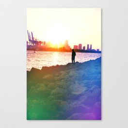 Our Rainbow Canvas Print