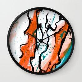Artsy Painter  Wall Clock