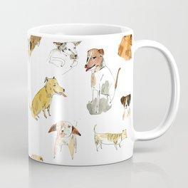 adopt a dog Coffee Mug