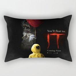 IT Coming Soon Rectangular Pillow