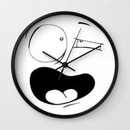 Udi (Two) Wall Clock