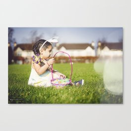 Easter 2016 Canvas Print