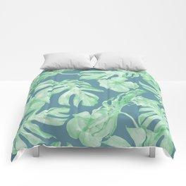 Aloha Leaves Comforters
