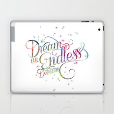Dream an Endless Dream Laptop & iPad Skin