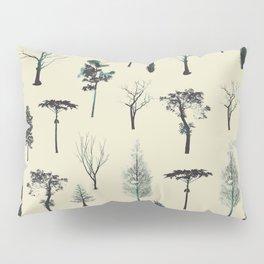 trpical trees Pillow Sham