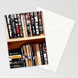 Books3 Stationery Cards