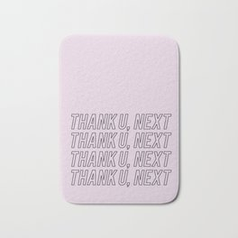 THANK U, NEXT II Bath Mat