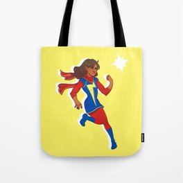The New Marvel Tote Bag
