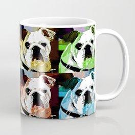 Clyde The Bulldog Coffee Mug