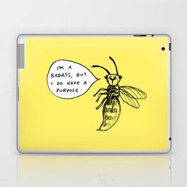 Wasps Aren't Evil Laptop & iPad Skin