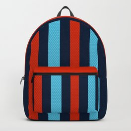 California Red-Striped Garter Snake Backpack