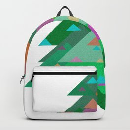 Xmas Digital ChristmasTree Backpack