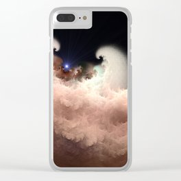 Hard Night Unlimited Clear iPhone Case