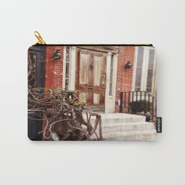 NYC Front Stoop Carry-All Pouch