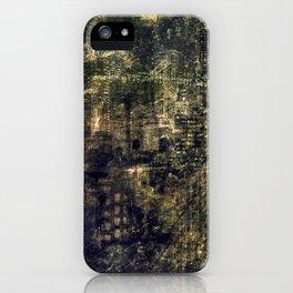 Megacity iPhone Case