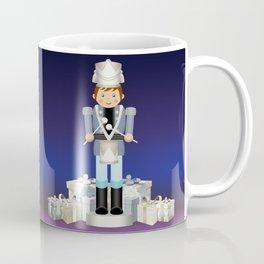 Little Drummer Boy on Christmas Eve Coffee Mug