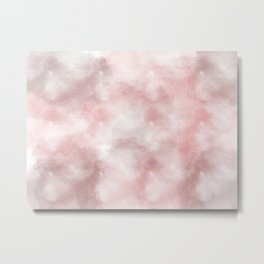 Colorfull pink art  Metal Print
