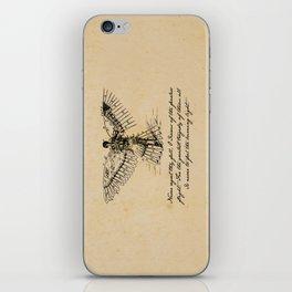 Oscar Wilde - Icarus iPhone Skin