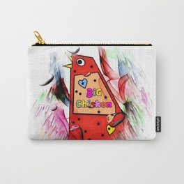 Big Chicken Marietta by Nico Bielow Carry-All Pouch