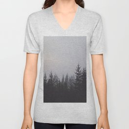 LOST IN THE NATURE Unisex V-Neck