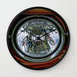 Alfa_Romeo Wall Clock