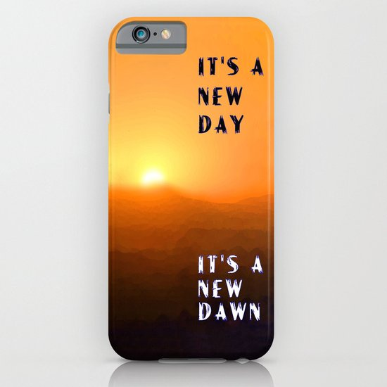 It's a New Day iPhone & iPod Case
