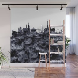 Amsterdam City Skyline Wall Mural