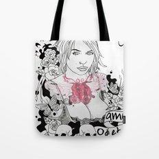 Odi et amo Tote Bag