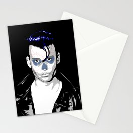 Day of the Depp Stationery Cards