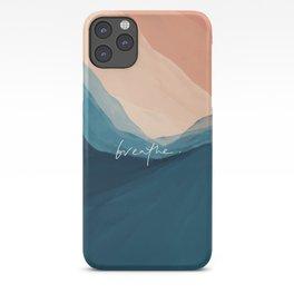 breathe. iPhone Case