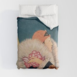 Vintage V Comforters