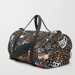 Brewed & Tattooed Duffle Bag