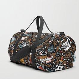 Brewed & Tattooed Duffle Bag