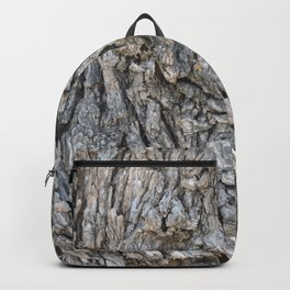 TEXTURES -- Blue Elderberry Bark Backpack