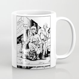Ghost in the Shell: Section 9 Coffee Mug