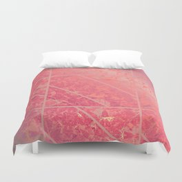 Pink Marble Texture G281 Duvet Cover