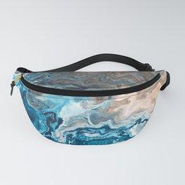 Earthy Waves 1 Fanny Pack