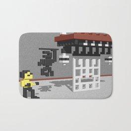 BruceLee Commodore 64 game tribute Bath Mat