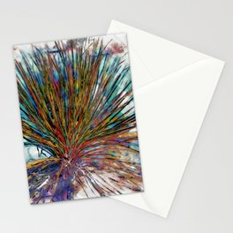 Painted Desert Yucca Plant Stationery Cards