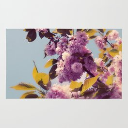 Vintage Blooms Rug